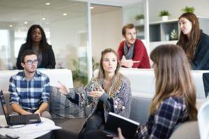 La coopérative d'actvivités Synapse propose des ateliers collectifs pour les entrepreneurs