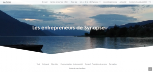 Découvrez les entrepreneurs de Synapse !